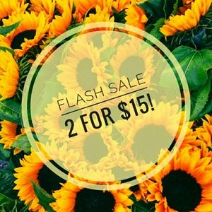 🌻2 FOR  $15 SALE🌻
